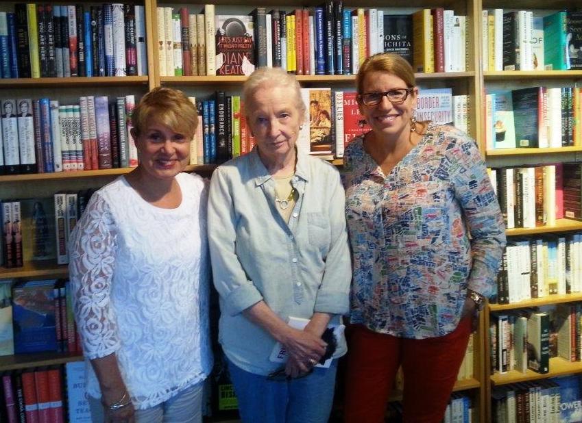 Barbara Peters, Dorothy Massey, Sarah Bagby