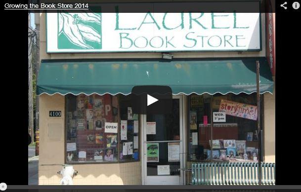 Laurel Book Store indiegogo
