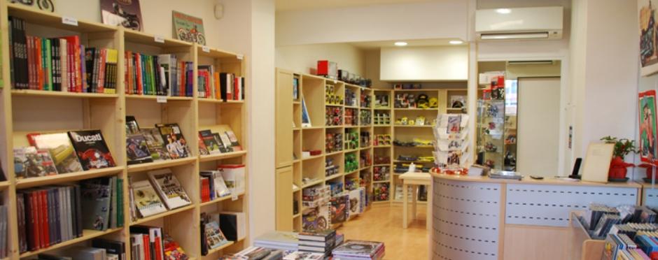 Libramoto, motorcycle bookstore, autoevolution.com