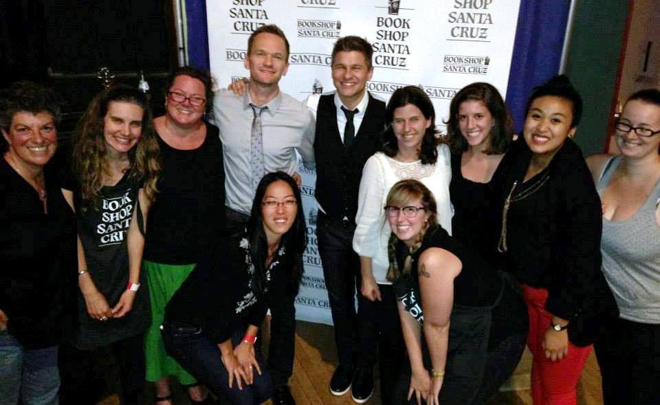 neil patrick harris bookshop santa cruz