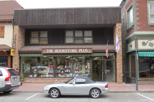 Lake pLacid bookstore plus