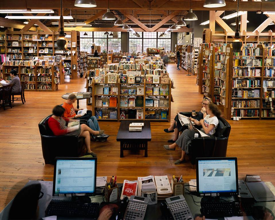 Seattle's Elliott Bay Books by Bryan David Griffith