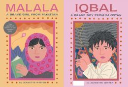 malala iqbal cover