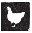 red hen press logo