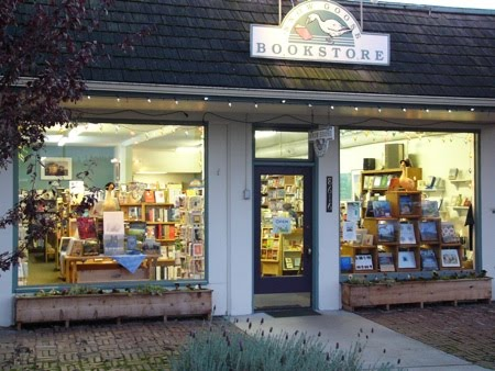 Snow Goose Bookstore