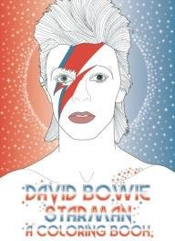 Plexus Publishing David Bowie Starman A Coloring Book