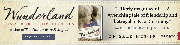Crown Publishing Group: Wunderland by Jennifer Cody Epstein