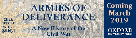 Oxford University Press: Armies of Deliverance: A New History of the Civil War by Elizabeth R. Varon