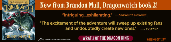 Shadow Mountain: Wrath of the Dragon King (Dragonwatch #2) by Brandon Mull