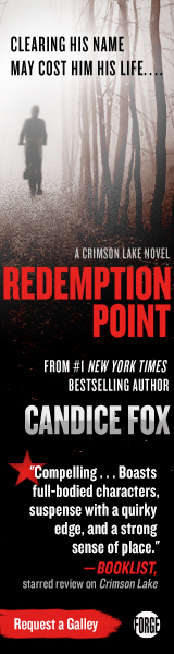 Forge: Redemption Point (Crimson Lake #2) by Candice Fox