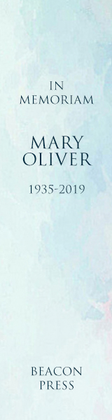 Beacon Press: In Memoriam: Mary Oliver 1935 - 2019