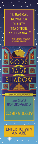 Del Rey Books: Gods of Jade and Shadow by Silvia Moreno-Garcia