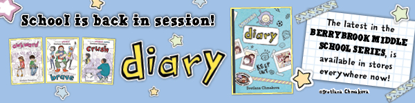 Yen Press: Diary (Berrybrook Middle School #4) by Svetlana Chmakova