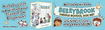 Yen Press: Berrybrook Middle School Box Set by Svetlana Chmakova