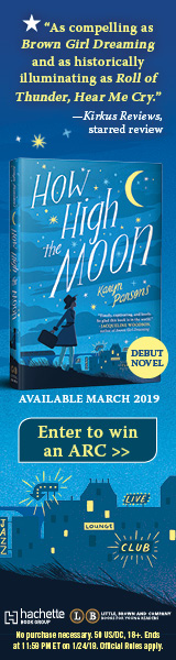 Little, Brown Books for Young Readers: How High the Moon by Karyn Parsons