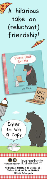 Little Brown Books For Young Readers: Please Don't Eat Me by Liz Climo