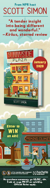 Little, Brown Books for Young Readers: Sunnyside Plaza by Scott Simon
