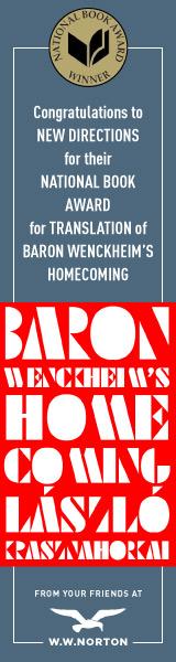 New Directions: Baron Wenckheim's Homecoming by László Krasznahorkai, translated by Ottilie Mulzet
