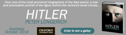 Oxford University Press: Hitler by Peter Longerich
