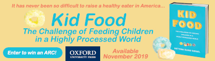 Oxford University Press: Kid Food: The Challenge of Feeding Children in a Highly Processed World