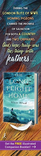 John Scognamiglio Books: The Long Flight Home by Alan Hlad