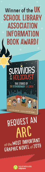Sourcebooks Explore: Survivors of the Holocaust: True Stories of Six Extraordinary Children by Kath Shackleton, illustrated by Zane Wittingham