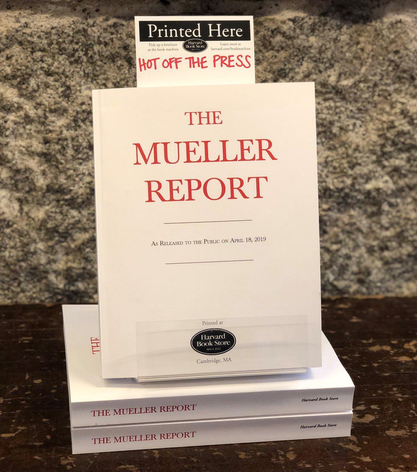 [Image: Harvard_Book_Store_Mueller_report_041918.jpg]