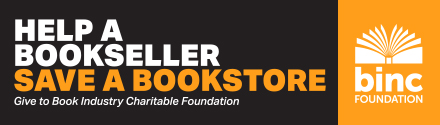 BINC: Booksellers Need Your Help More Than Ever - Help Today