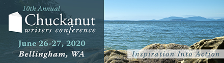 10th Annual Chuckanut Writers Conference - June 26th-27th