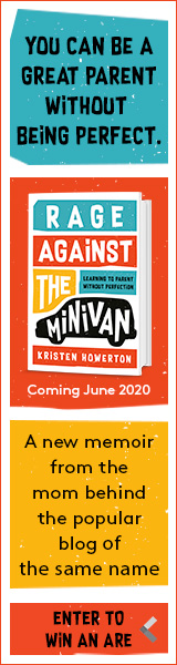 Convergent Books: Rage Against the Minivan: Learning to Parent Without Perfection by Kristen Howerton
