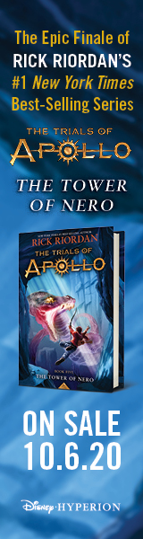 Disney-Hyperion: The Tower of Nero (Trials of Apollo, the Book Five) by Rick Riordan