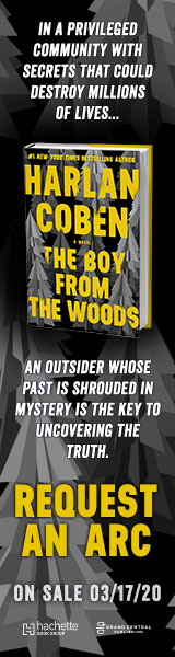 Grand Central Publishing: The Boy from the Woods by Harlan Coben