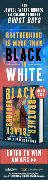 Little, Brown Books for Young Readers: Black Brother, Black Brother by Jewell Parker Rhodes