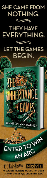 Little, Brown Books for Young Readers: The Inheritance Games by Jennifer Lynn Barnes