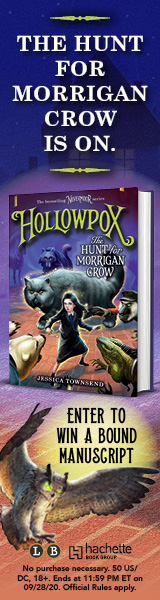 Little, Brown Books for Young Readers: Hollowpox: The Hunt for Morrigan Crow by Jessica Townsend