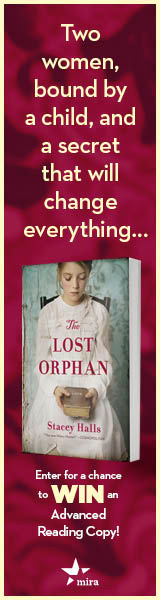 Mira Books: The Lost Orphan by Stacey Halls