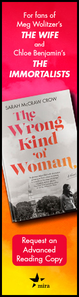 Mira Books: The Wrong Kind of Woman by Sarah McCraw Crow
