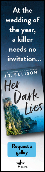 Mira Books: Her Dark Lies by J T Ellison