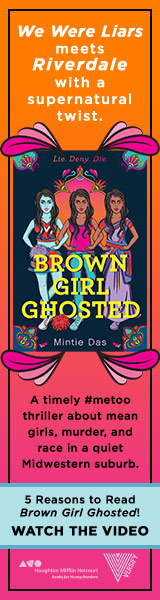 Versify: Brown Girl Ghosted by Mintie Das