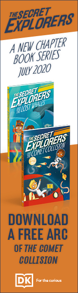 DK Publishing: The Secret Explorers Series by DK