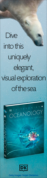 DK Publishing: Oceanology: The Secrets of the Sea Revealed by DK