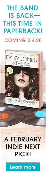 Ballantine Books: Daisy Jones & the Six by Taylor Jenkins Reid