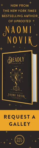 Del Rey Books: A Deadly Education (The Scholomance #1) by Naomi Novik
