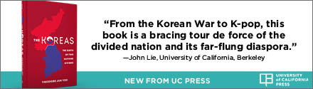 University of California Press: The Koreas: The Birth of Two Nations Divided by Theodore Jun Yoo