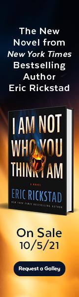 Blackstone Publishing: I Am Not Who You Think I Am by Eric Rickstad