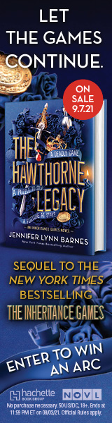 Little, Brown Books for Young Readers: The Hawthorne Legacy (The Inheritance Games #2) by Jennifer Lynn Barnes