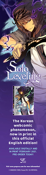 Yen Press: Solo Leveling, Vol. 1 illustrated by Dubu (Redice Studio)