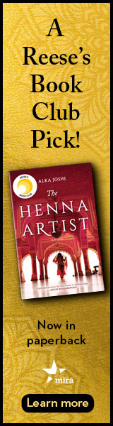 Mira Books: The Henna Artist by Alka Joshi