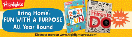 Highlights: Bring home fun with a purpose all year round!