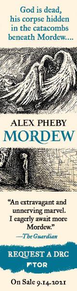 Tor Books: Mordew by Alex Pheby